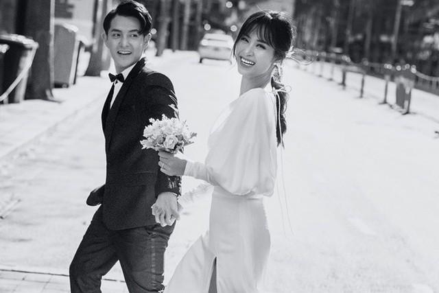 Đông Nhi - Ông Cao Thắng chụp ảnh cưới ở Sydney - Ảnh 5.