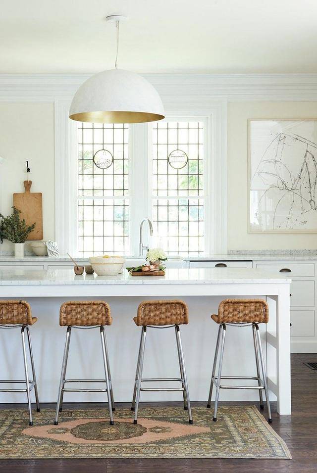 11 màu sơn kết hợp với đồ nội thất cực chuẩn giúp bếp nhà bạn không bao giờ bị lạc mốt từ năm nay qua năm khác - Ảnh 5.