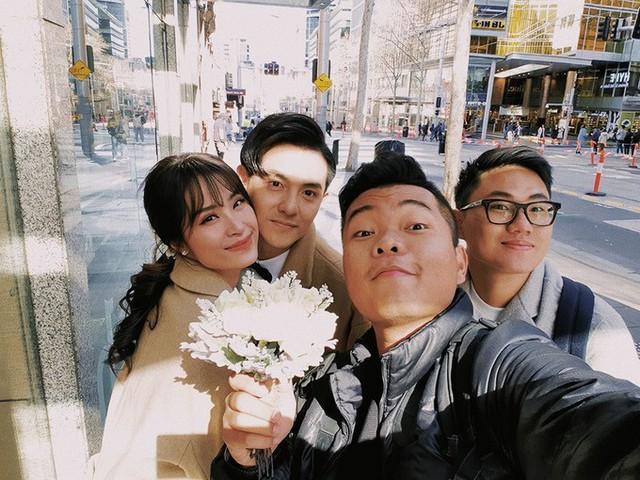 Đông Nhi - Ông Cao Thắng chụp ảnh cưới ở Sydney - Ảnh 7.