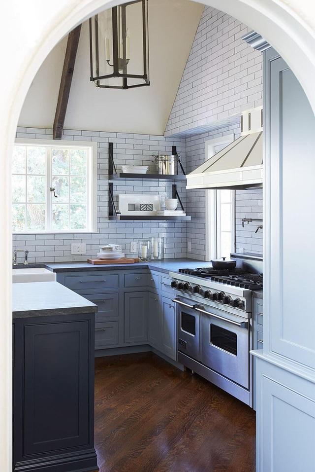 11 màu sơn kết hợp với đồ nội thất cực chuẩn giúp bếp nhà bạn không bao giờ bị lạc mốt từ năm nay qua năm khác - Ảnh 9.