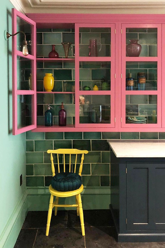 11 màu sơn kết hợp với đồ nội thất cực chuẩn giúp bếp nhà bạn không bao giờ bị lạc mốt từ năm nay qua năm khác - Ảnh 10.