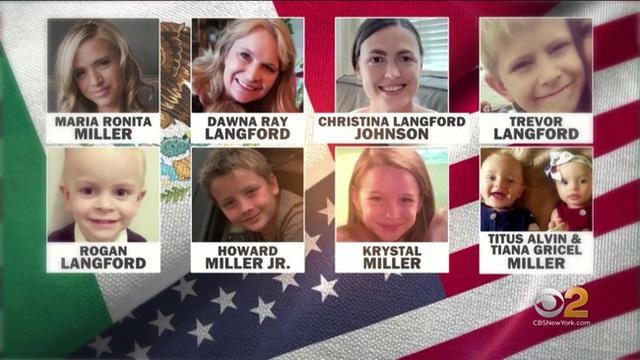 Vụ 9 người trong gia đình Mỹ bị bắn chết ở Mexico: Bé 7 tháng tuổi sống sót nhờ hành động cuối cùng của người mẹ - Ảnh 1.