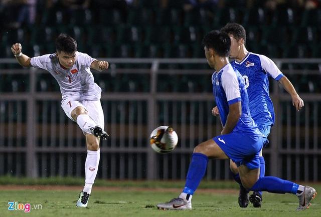 U19 Việt Nam thắng Mông Cổ 3-0 ở vòng loại giải châu Á - Ảnh 11.