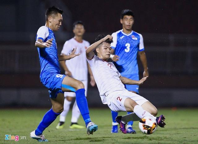 U19 Việt Nam thắng Mông Cổ 3-0 ở vòng loại giải châu Á - Ảnh 13.