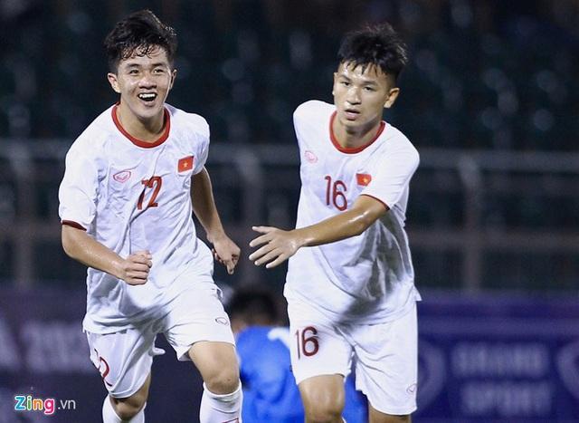 U19 Việt Nam thắng Mông Cổ 3-0 ở vòng loại giải châu Á - Ảnh 16.