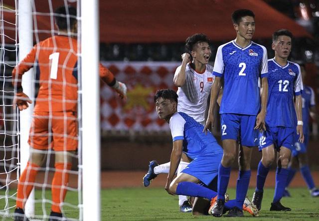 U19 Việt Nam thắng Mông Cổ 3-0 ở vòng loại giải châu Á - Ảnh 18.