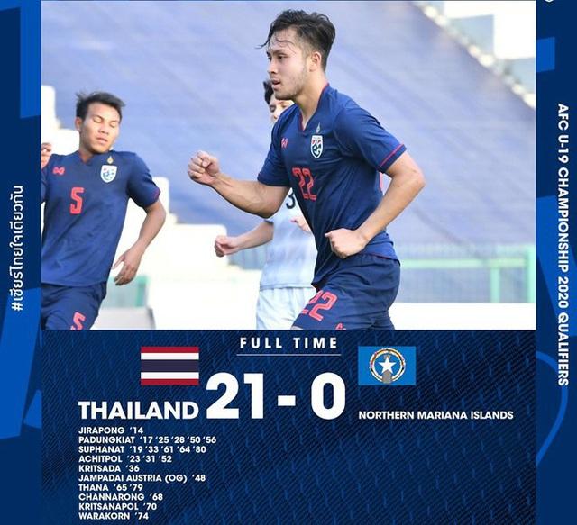 U19 Việt Nam thắng Mông Cổ 3-0 ở vòng loại giải châu Á - Ảnh 4.