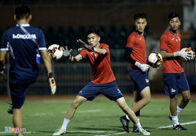 U19 Việt Nam thắng Mông Cổ 3-0 ở vòng loại giải châu Á - Ảnh 6.