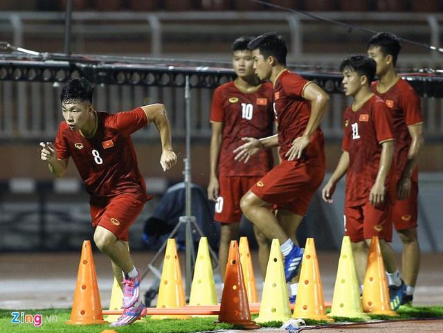 U19 Việt Nam thắng Mông Cổ 3-0 ở vòng loại giải châu Á - Ảnh 7.
