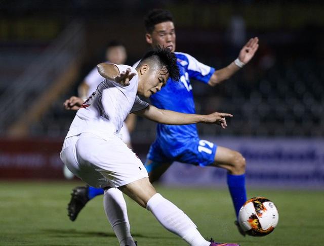 U19 Việt Nam thắng Mông Cổ 3-0 ở vòng loại giải châu Á - Ảnh 9.