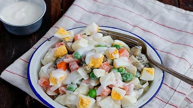 Salad Nga – món ăn ngon dễ làm, nhất định bạn phải thử - Ảnh 5.