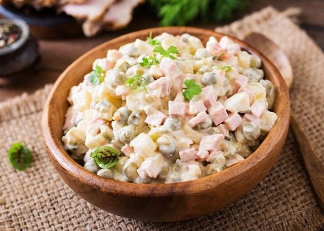 Salad Nga – món ăn ngon dễ làm, nhất định bạn phải thử - Ảnh 1.