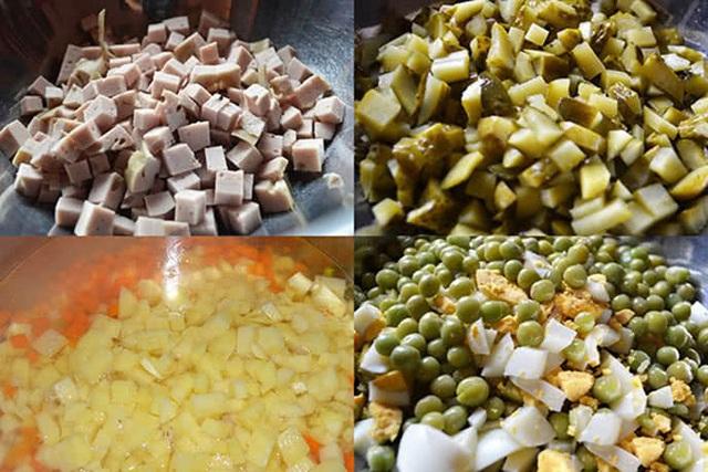 Salad Nga – món ăn ngon dễ làm, nhất định bạn phải thử - Ảnh 6.