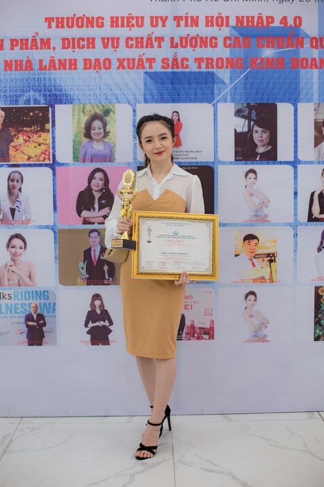 Hệ thống thương hiệu mỹ phẩm Chan Hasu vinh dự nhận giải thưởng sản phẩm chất lượng cao tiêu chuẩn quốc tế - Ảnh 2.