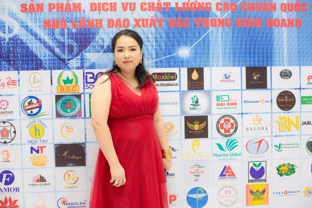 Hệ thống thương hiệu mỹ phẩm Chan Hasu vinh dự nhận giải thưởng sản phẩm chất lượng cao tiêu chuẩn quốc tế - Ảnh 4.
