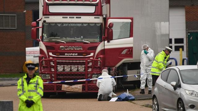 39 người tử nạn trong container ở Anh đều là người Việt Nam - Ảnh 2.