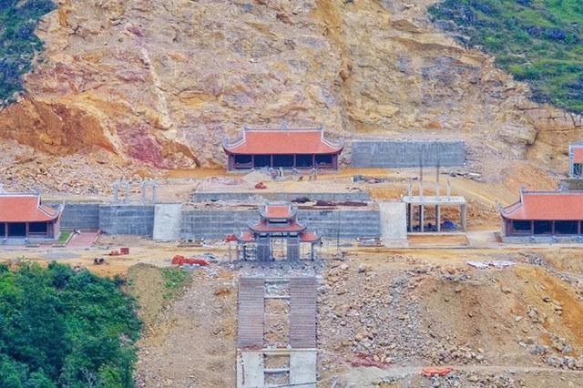 Cái lý của Hà Giang khi xây chùa ở địa đầu Lũng Cú - Ảnh 1.