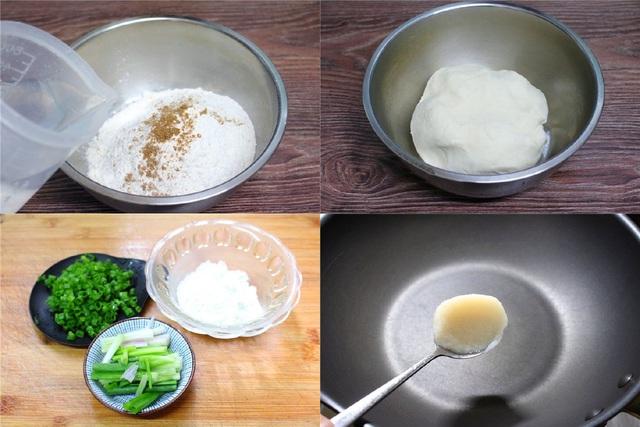 Có món bánh rán nóng hổi giòn bên ngoài mềm bên trong, giản dị vô cùng mà càng ăn càng thích! - Ảnh 1.