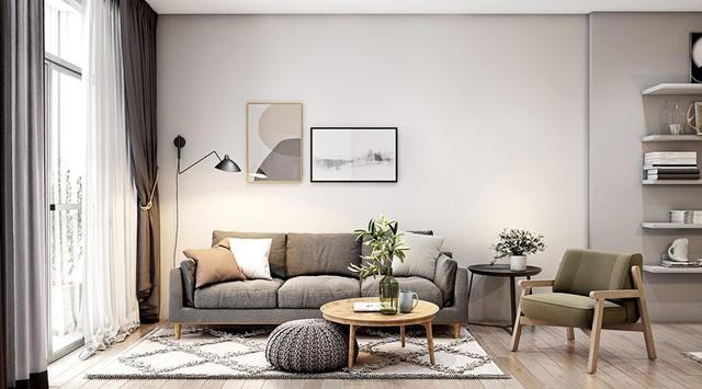 Căn hộ chung cư cho thuê đẹp như căn hộ mẫu - Ảnh 1.