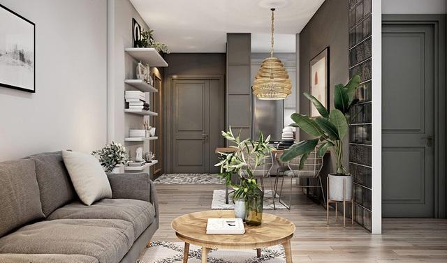 Căn hộ chung cư cho thuê đẹp như căn hộ mẫu - Ảnh 2.
