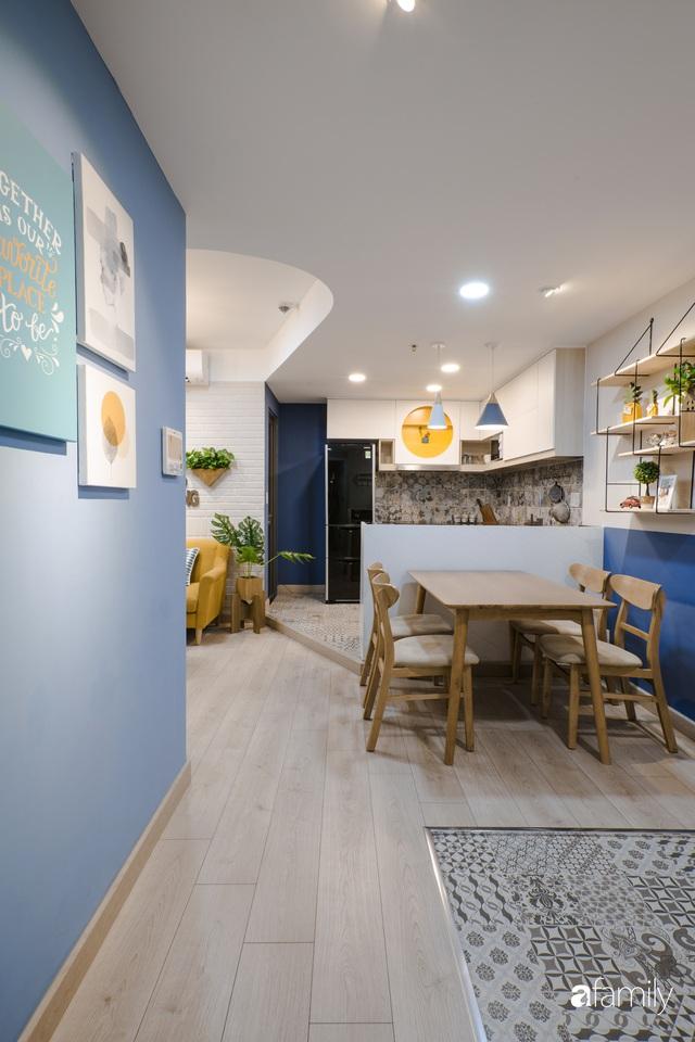 Căn hộ 60m² vừa xinh vừa ấm cúng của mẹ đơn thân ở TP. HCM là niềm mơ ước của bao người, đặc biệt là khu bếp - Ảnh 10.