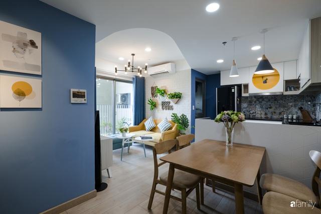 Căn hộ 60m² vừa xinh vừa ấm cúng của mẹ đơn thân ở TP. HCM là niềm mơ ước của bao người, đặc biệt là khu bếp - Ảnh 11.