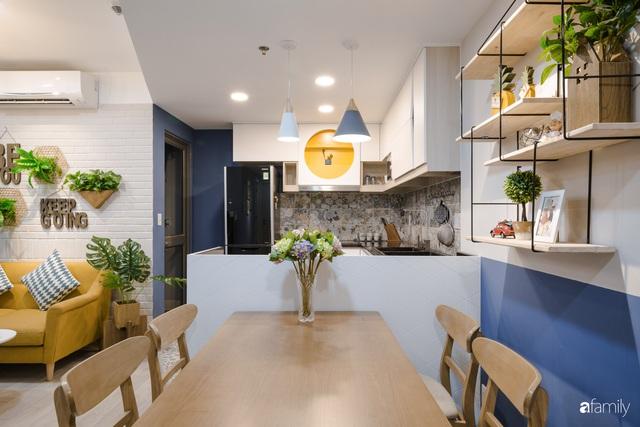 Căn hộ 60m² vừa xinh vừa ấm cúng của mẹ đơn thân ở TP. HCM là niềm mơ ước của bao người, đặc biệt là khu bếp - Ảnh 13.