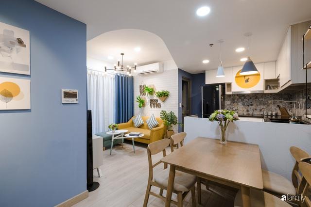 Căn hộ 60m² vừa xinh vừa ấm cúng của mẹ đơn thân ở TP. HCM là niềm mơ ước của bao người, đặc biệt là khu bếp - Ảnh 14.