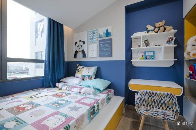 Căn hộ 60m² vừa xinh vừa ấm cúng của mẹ đơn thân ở TP. HCM là niềm mơ ước của bao người, đặc biệt là khu bếp - Ảnh 18.