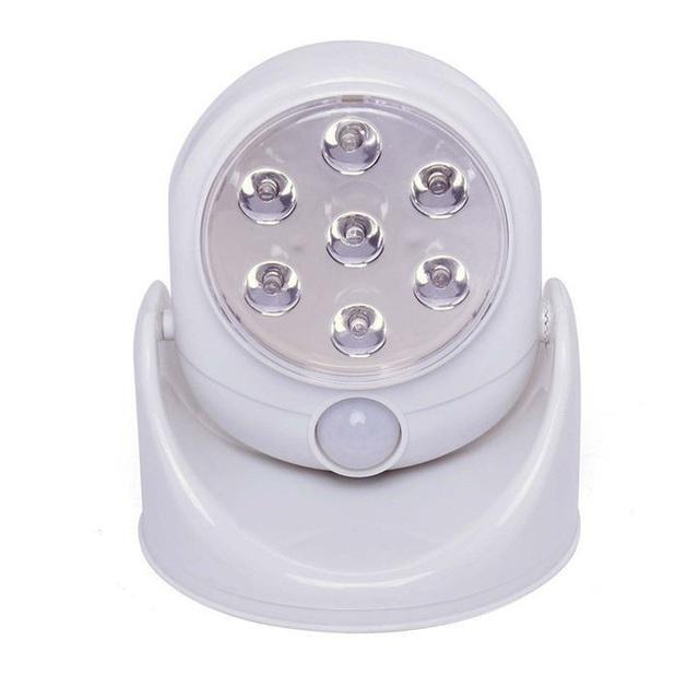 4 mẫu đèn chiếu sáng tủ quần áo kiểu mới siêu tiện ích với giá thành hạt rẻ mà nhà nhà đều có thể sử dụng - Ảnh 4.