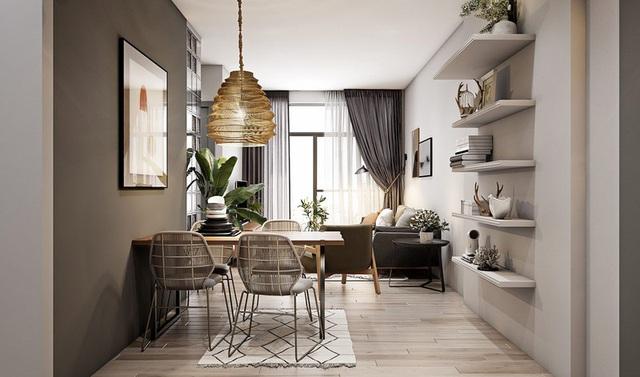 Căn hộ chung cư cho thuê đẹp như căn hộ mẫu - Ảnh 5.