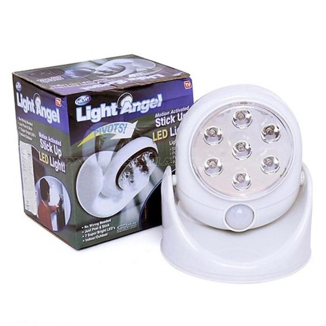 4 mẫu đèn chiếu sáng tủ quần áo kiểu mới siêu tiện ích với giá thành hạt rẻ mà nhà nhà đều có thể sử dụng - Ảnh 5.
