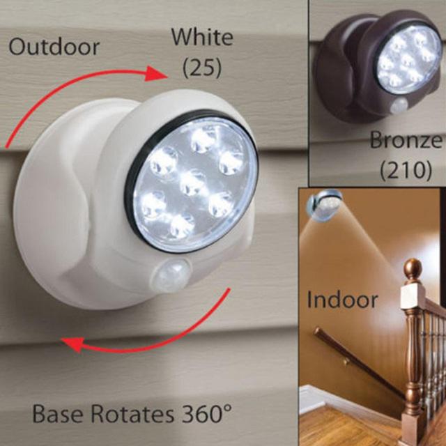 4 mẫu đèn chiếu sáng tủ quần áo kiểu mới siêu tiện ích với giá thành hạt rẻ mà nhà nhà đều có thể sử dụng - Ảnh 7.