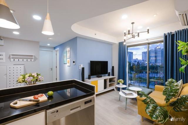 Căn hộ 60m² vừa xinh vừa ấm cúng của mẹ đơn thân ở TP. HCM là niềm mơ ước của bao người, đặc biệt là khu bếp - Ảnh 7.