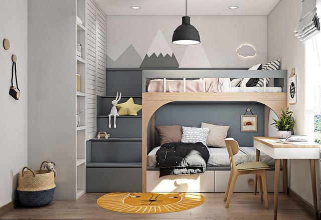 Căn hộ chung cư cho thuê đẹp như căn hộ mẫu - Ảnh 8.