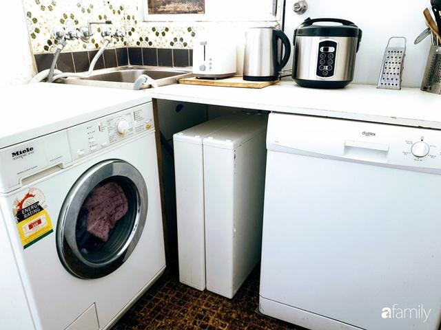 Căn bếp ấm cúng của bà mẹ trẻ yêu thích phong cách tối giản - Ảnh 8.