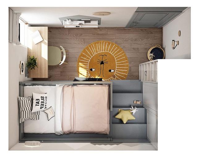 Căn hộ chung cư cho thuê đẹp như căn hộ mẫu - Ảnh 10.