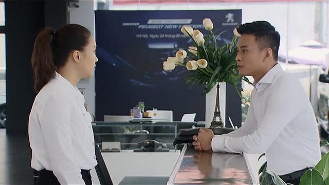 Hoa hồng trên ngực trái tập 28: Cậu em cùng cha khác mẹ chủ động cho Thái vay tiền để trả nợ - Ảnh 1.