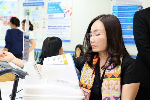 Hải Phòng đẩy mạnh triển khai bệnh án điện tử và thanh toán không tiền mặt - Ảnh 2.