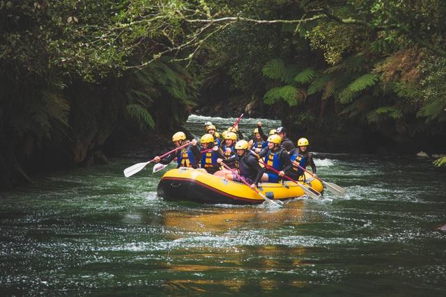 New Zealand – thiên đường hạ giới cho chuyến đi cuối năm của gia đình - Ảnh 2.