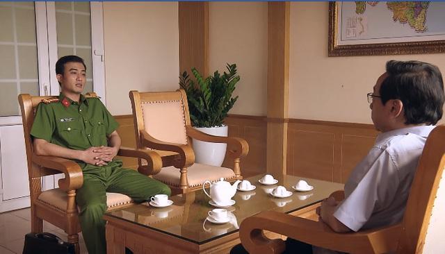 Sinh tử tập 5: Con trai chủ tịch tỉnh nhúng tay vào vụ Lê Hoàng chạy tội? - Ảnh 3.