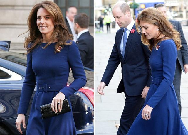 Hoàng tử Harry ra hiệu cho vợ đứng xích lại - Ảnh 2.