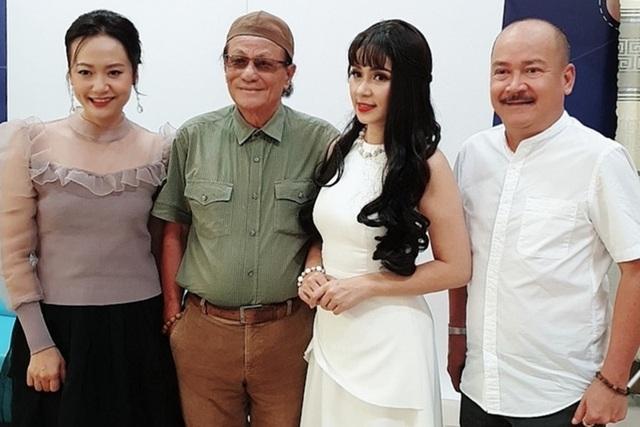 Việt Trinh sau gần 30 năm làm nghệ thuật - Ảnh 12.