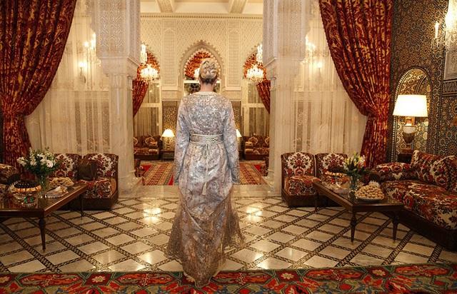 Ivanka Trump dự tiệc với Công chúa Morocco - Ảnh 5.