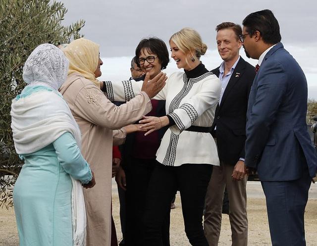 Ivanka Trump dự tiệc với Công chúa Morocco - Ảnh 8.