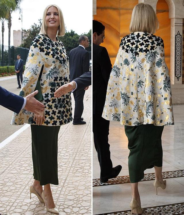 Ivanka Trump dự tiệc với Công chúa Morocco - Ảnh 9.