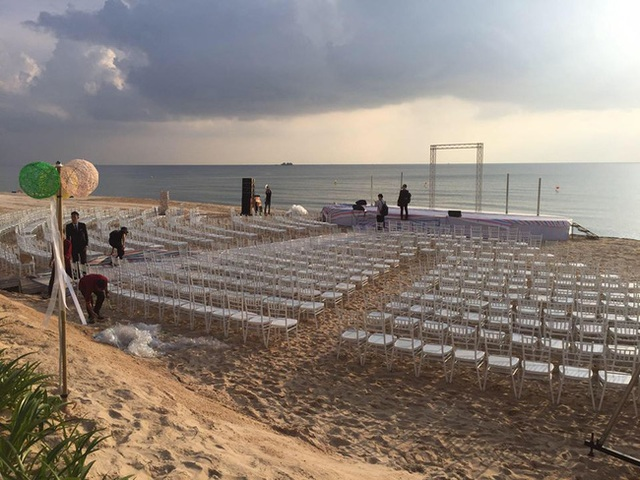 Hé lộ những hình ảnh hiếm trước giờ G siêu đám cưới Đông Nhi - Ông Cao Thắng tại Phú Quốc - Ảnh 1.