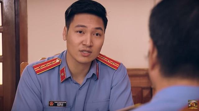 Sinh tử tập 6: Chưa kịp mừng vì tìm được kẻ gánh tội thay, Việt Anh đã hết hồn khi nghe Hoàng Dũng thông báo sắp bị Viện kiếm sát sờ gáy - Ảnh 3.