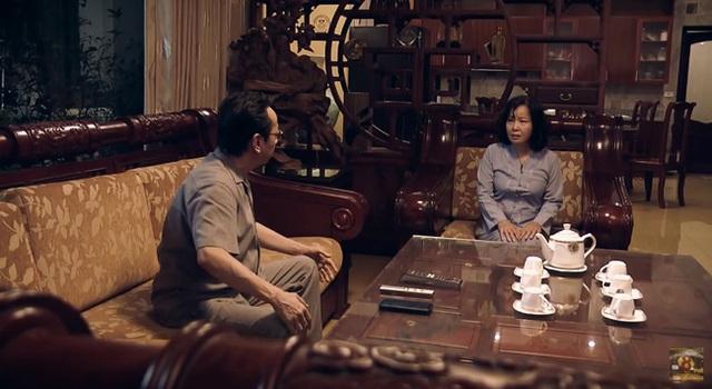 Sinh tử tập 6: Chưa kịp mừng vì tìm được kẻ gánh tội thay, Việt Anh đã hết hồn khi nghe Hoàng Dũng thông báo sắp bị Viện kiếm sát sờ gáy - Ảnh 6.