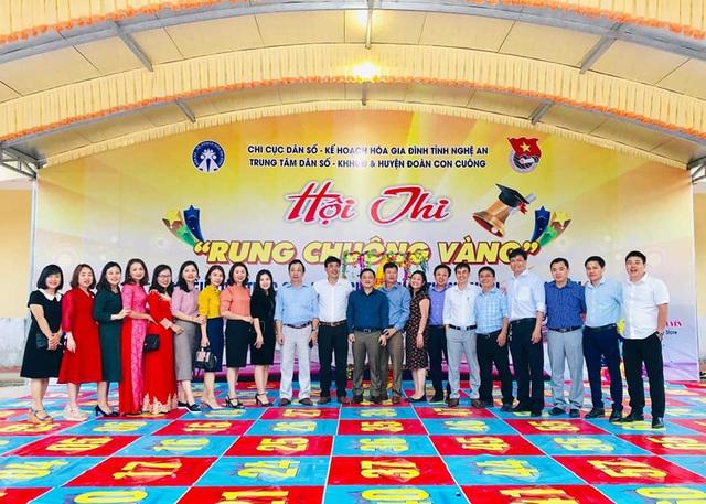Hội thi Rung chuông vàng tìm hiểu sức khỏe sinh sản vị thành niên, thanh niên - Ảnh 5.